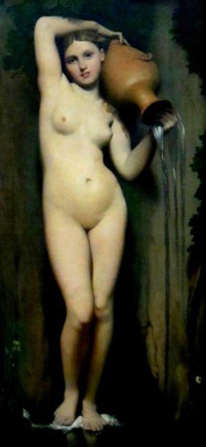 Ingres, la source